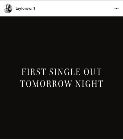 IG TS New Single