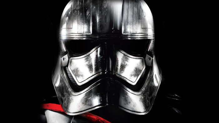 Is the excerpt from the new Phasma book giving us a story we've already seen?